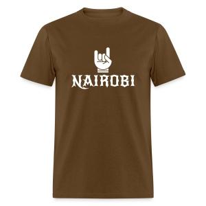 Nairobi Rocker - Men's T-Shirt