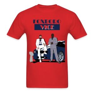 Foxboro Vice Shirt - Men's T-Shirt