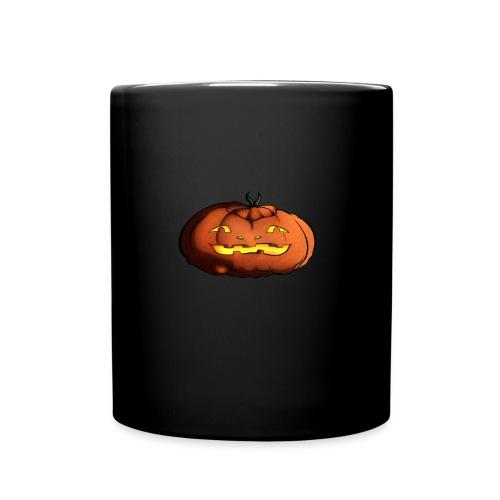 Spooky Pumpkin Mug - Full Color Mug
