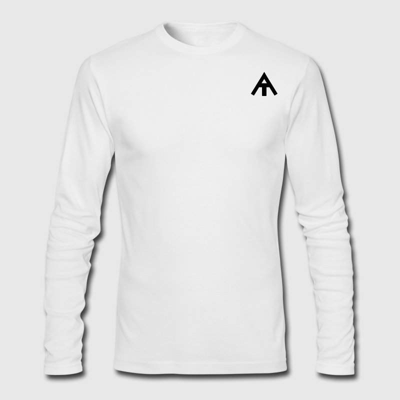 AE logo.png Long Sleeve Shirts - Men's Long Sleeve T-Shirt by Next Level
