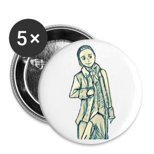 John Laurens Button - Small Buttons