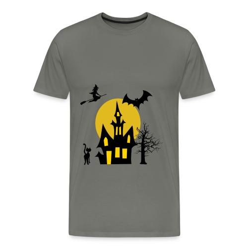 halloween shirt - Men's Premium T-Shirt