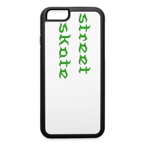 Street skate iphone 1 - iPhone 6/6s Rubber Case