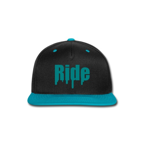 Ride Hat 1 - Snap-back Baseball Cap