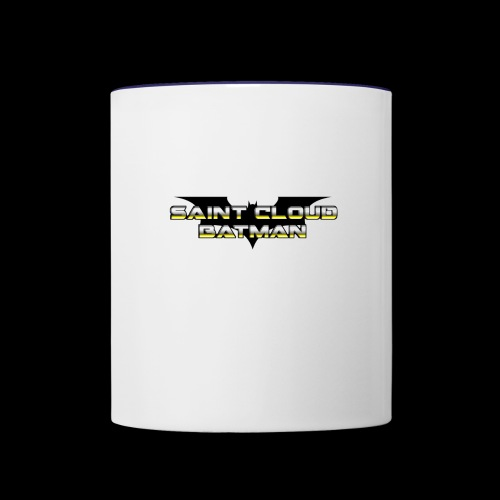 Saint Cloud Batman Coffee Mug - Contrast Coffee Mug