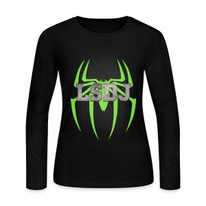 LSDj Women's Long Sleeve.  - Women's Long Sleeve Jersey T-Shirt