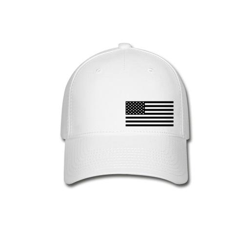 American Flag Logo Cap - Baseball Cap