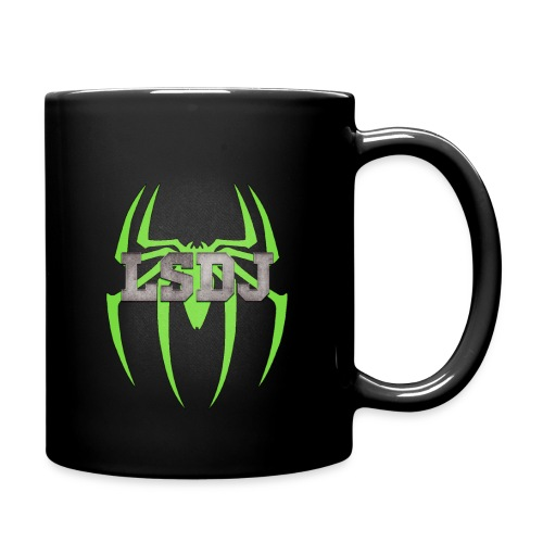 LSDj coffee mug left hand drinker - Full Color Mug