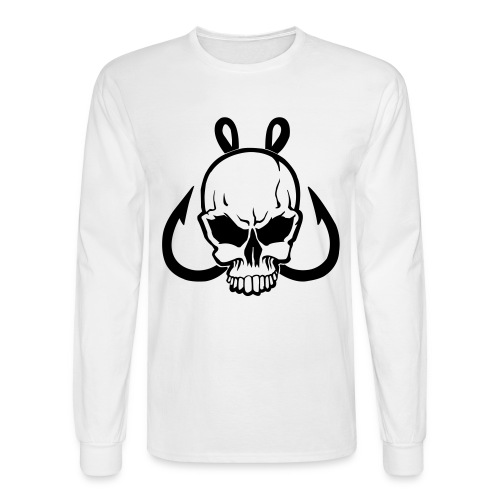 Get Hooked Clothing Long Sleeved T-Shirt - Men's Long Sleeve T-Shirt