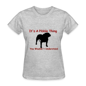 shelter dog rescue - Women's T-Shirt