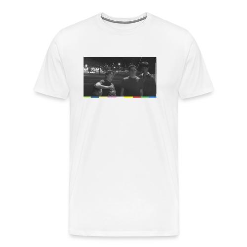family photo - men's - Men's Premium T-Shirt