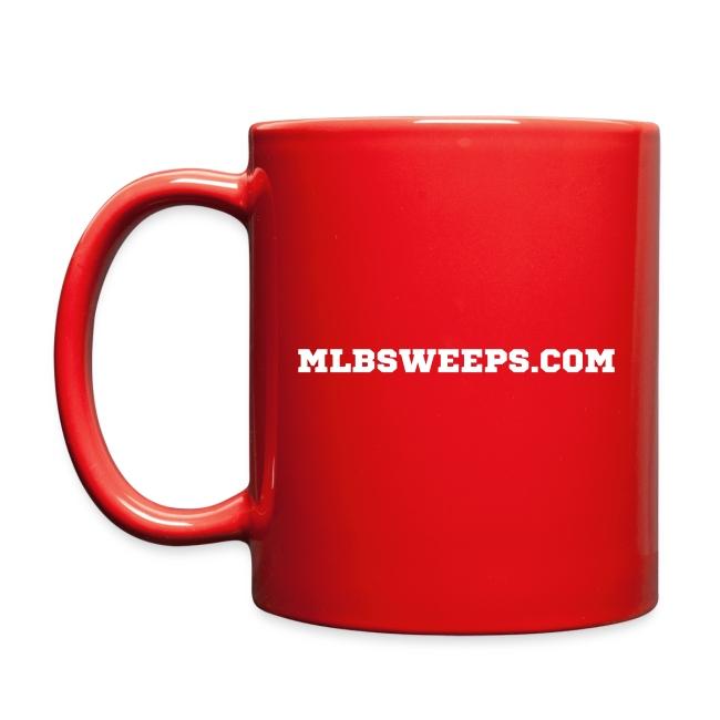 MLBSweeps.com Official Mug