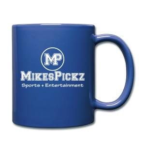 MikesPickz.com Official Mug - Full Color Mug