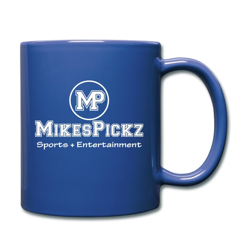 MikesPickz.com Official Mug - Full Color Mug