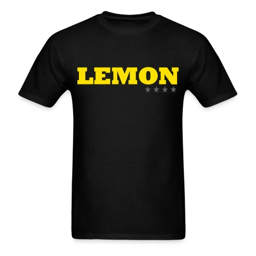 Lemon Aid - Men's T-Shirt
