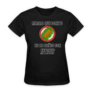Pasteles Sin Ketchup - Female - Women's T-Shirt