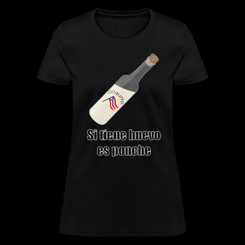 Coquito Sin Huevo - Female - Women's T-Shirt