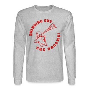 MLBSweeps.com Long Sleeve - Men's Long Sleeve T-Shirt