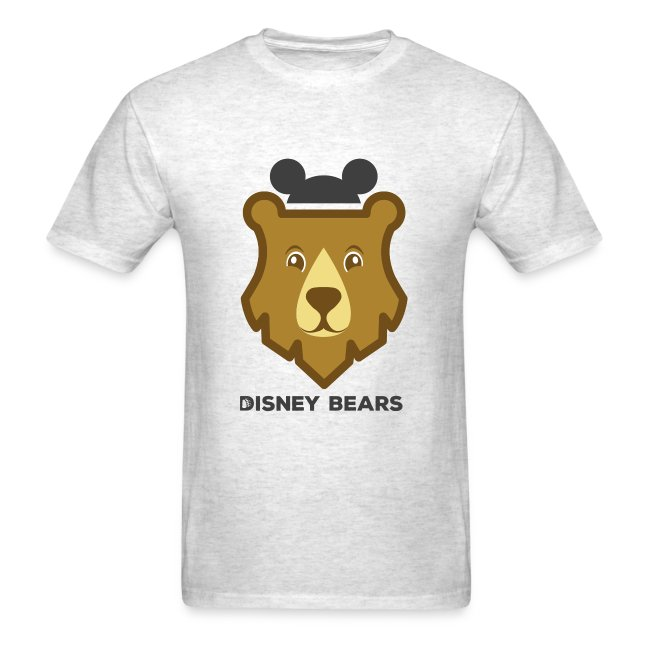 2100da76 TheDisneyBears | Mens Disney Bears Shirts - Mens T-Shirt