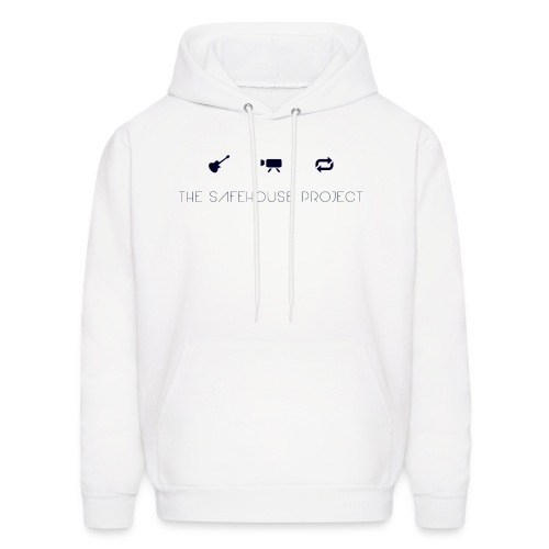 The Safehouse Project GUITAR FILM REPEAT Hoodie - Men's Hoodie