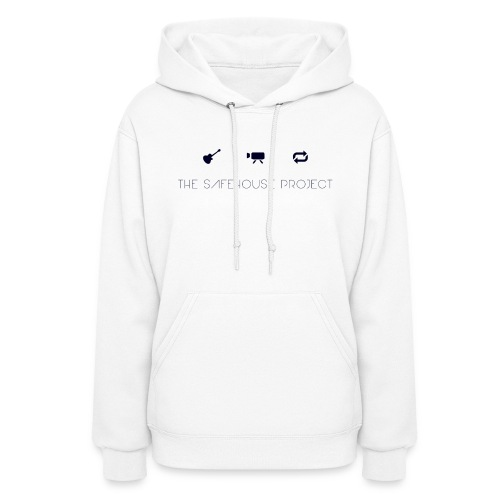 The Safehouse Project GUITAR FILM REPEAT Hoodie Women - Women's Hoodie