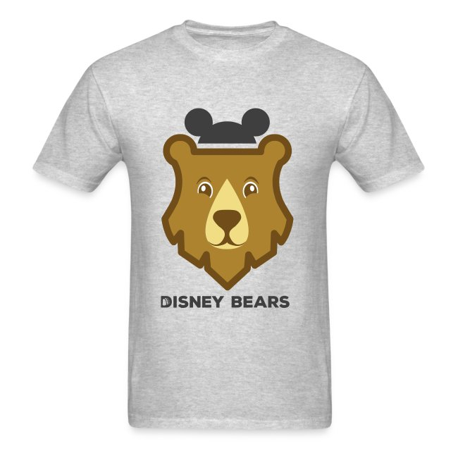 41e0bb91 TheDisneyBears | Mens Papa Bear- Disney Bears Shirts - Mens T-Shirt