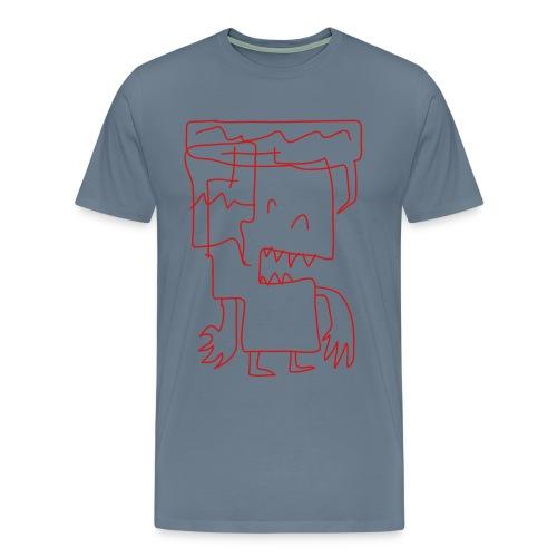speaking in riddles - Men's Premium T-Shirt