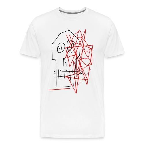 the kaos kills ya - Men's Premium T-Shirt