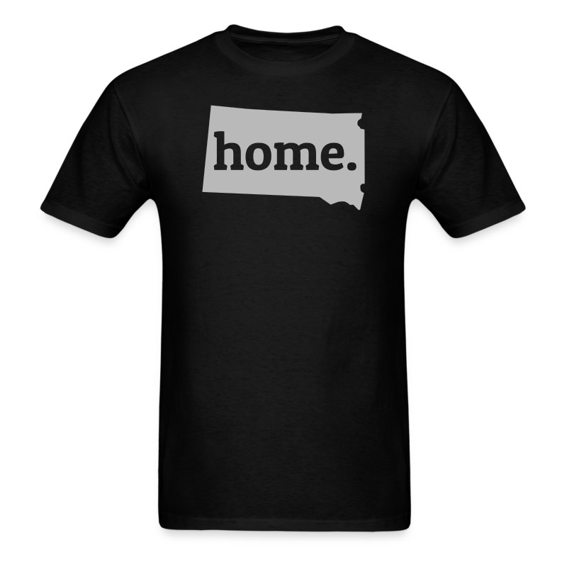 South Dakota Is My Home T Shirt T Shirt Spreadshirt