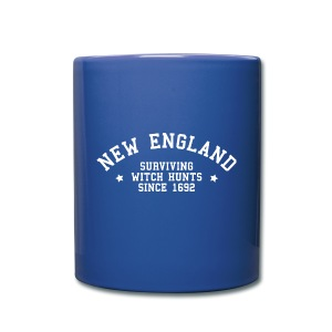 New England - Surviving Witch Hunts since 1692 - Full Color Mug
