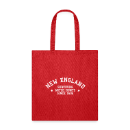 Bags & backpacks ~ Tote Bag ~ New England - Surviving Witch Hunts since 1692