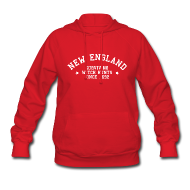 Hoodies ~ Women's Hoodie ~ New England - Surviving Witch Hunts since 1692