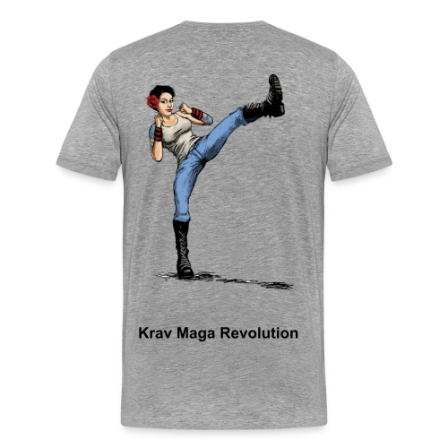 KMR Official Training Shirt - Men's Premium T-Shirt