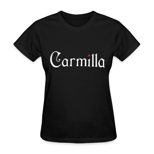 Carmilla Women's T-Shirt - Women's T-Shirt