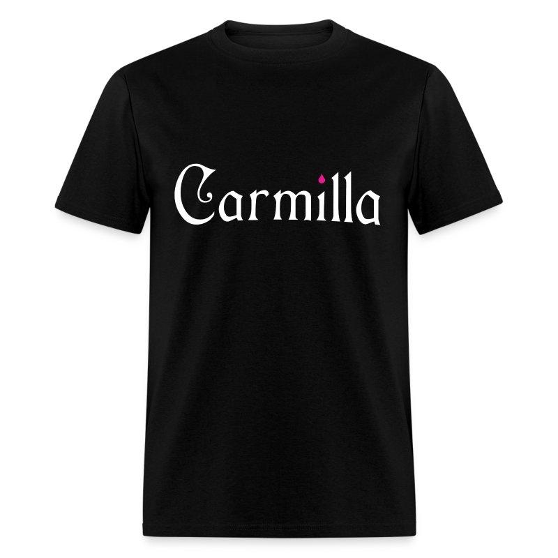 Carmilla Men's T-Shirt - Men's T-Shirt