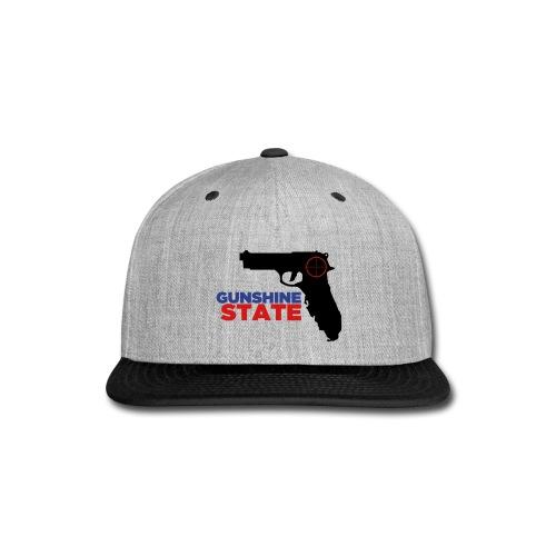 Gunshine State Hat - Snap-back Baseball Cap