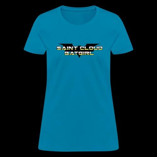 Saint Cloud Batgirl T-Shirt (Women) - Women's T-Shirt
