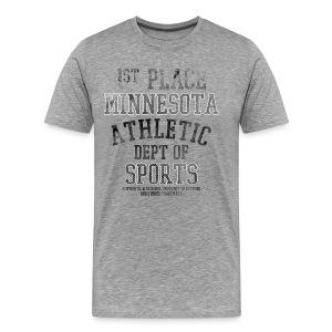 college men t-shirt - Men's Premium T-Shirt