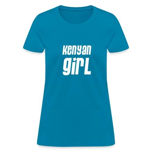 Kenyan Girl - Women's T-Shirt