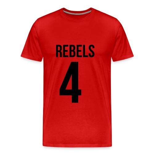 rebels #4 - Men's Premium T-Shirt