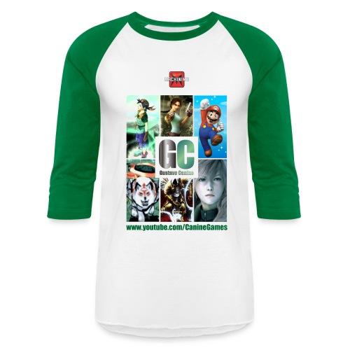 Gustavo Canine Games - Baseball T-Shirt