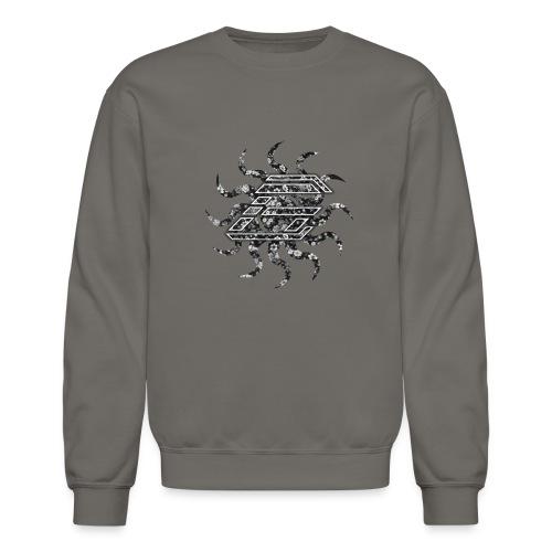 Revised Trippy Crewneck - Crewneck Sweatshirt