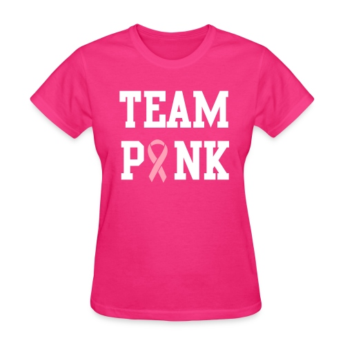 Team Pink 3 - Women's T-Shirt