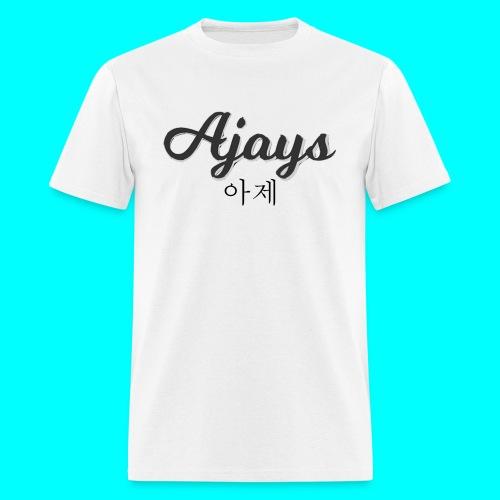 Ajay Korean - Men's T-Shirt