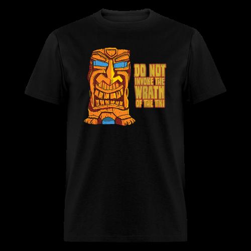 Wrath Of The Tiki Men's T-Shirt - Men's T-Shirt
