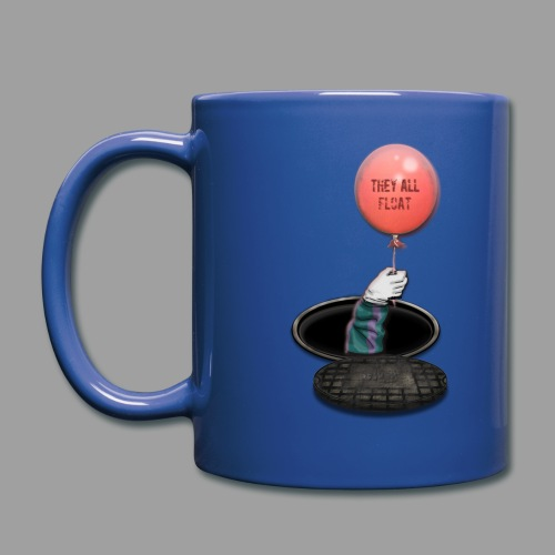 They All Float Color Mug - Full Color Mug