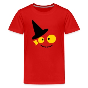 Boo cute Halloween monster Kids' Premium T-Shirt - Kids' Premium T-Shirt