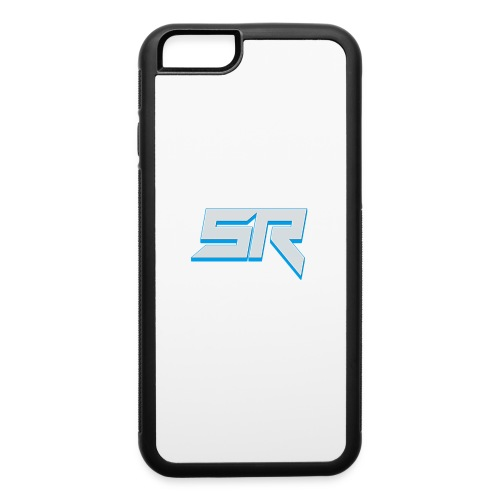 SR Logo iPhone 6/6s Rubber Case - iPhone 6/6s Rubber Case