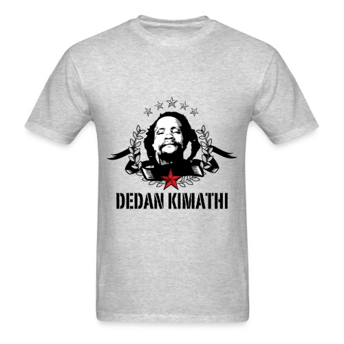 Dedan Kimathi - Men's T-Shirt