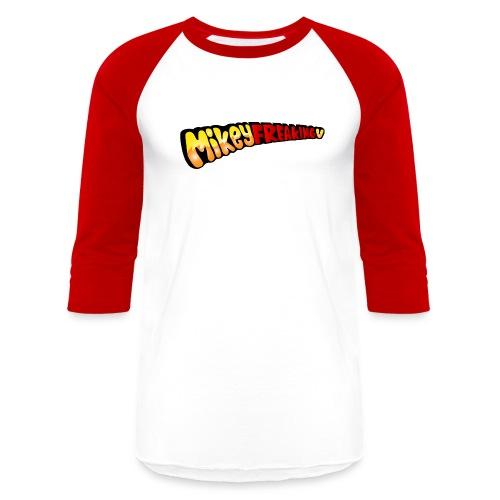 MikeyFREAKINGv Baseball tee - Baseball T-Shirt